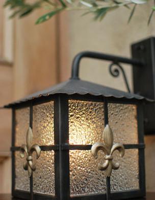 オリジナル外灯