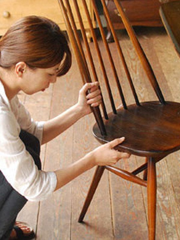 椅子のグラつき