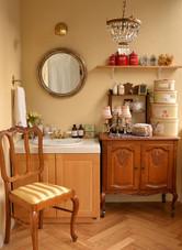 南フランススタイルの洗面所