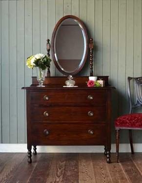 アンティーク家具に使われている木材の種類について