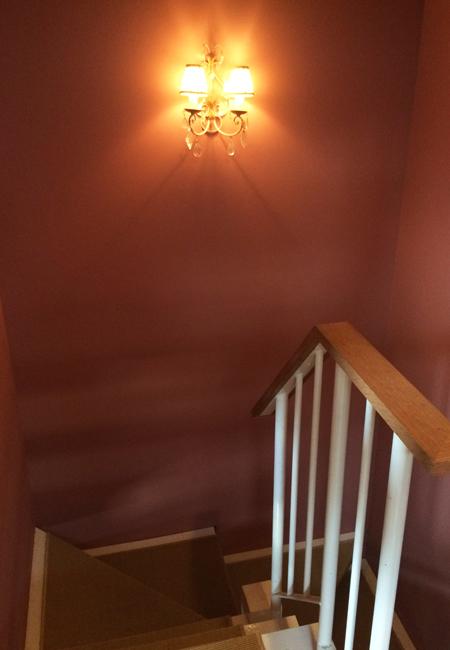 わが家の階段